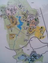 琉球大キャンパスマップ